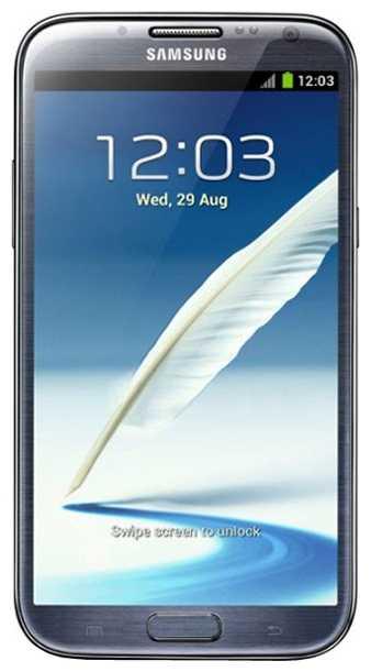 Отзывы на ремонт Galaxy Note II GT-N7100