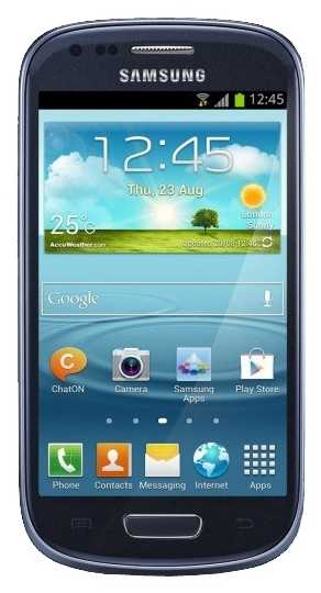 Замена микрофона Samsung Galaxy S III mini Value Edition I8200